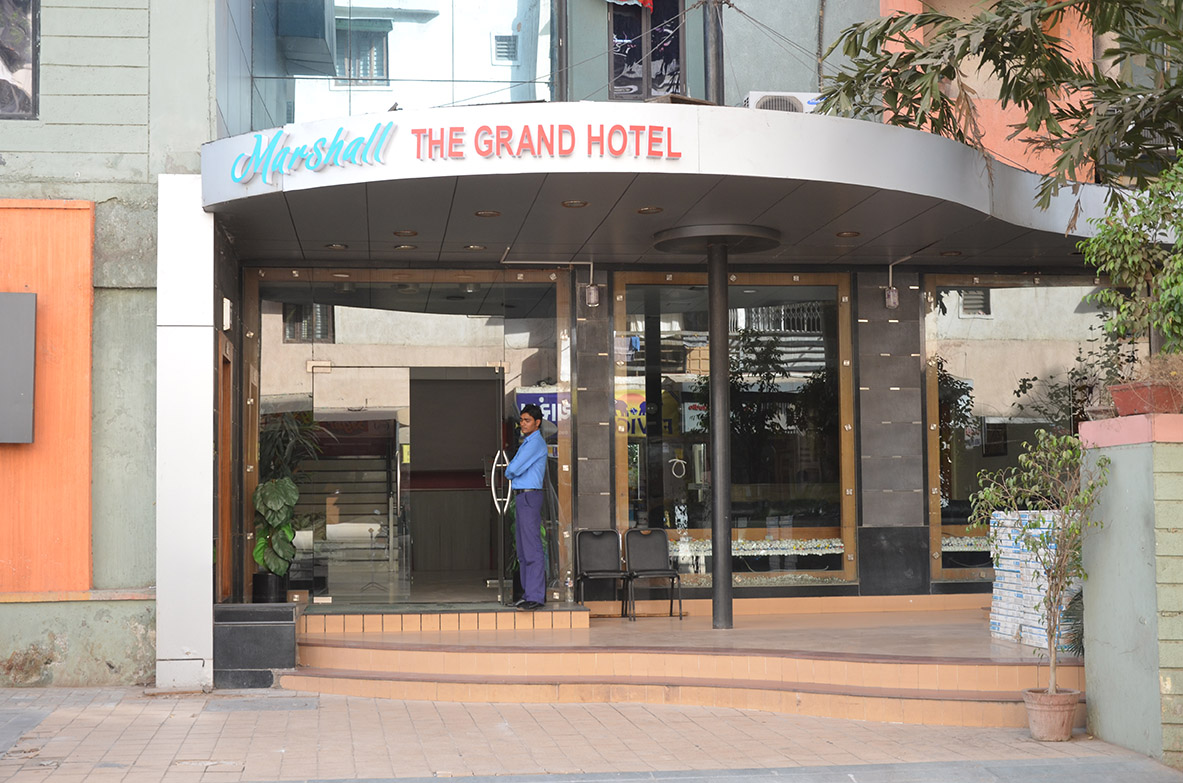 Marshall the Grand Hotel in Ahmedabad